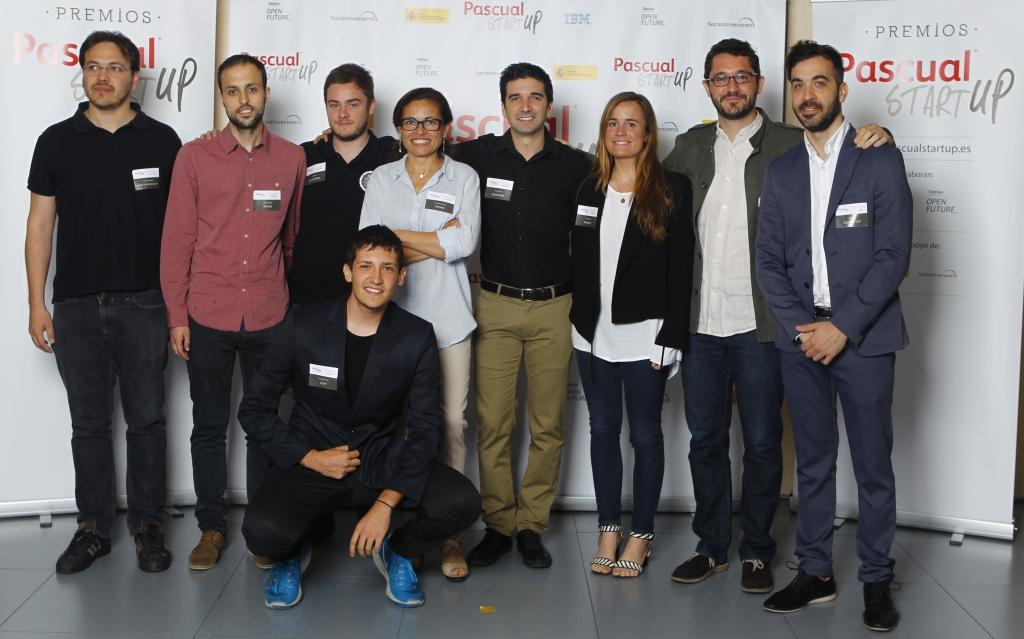 Premios Pascual Startup